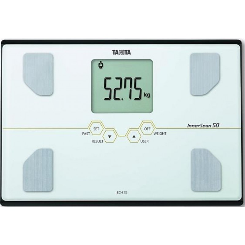 Весы с анализатором Tanita BC-313 (White)