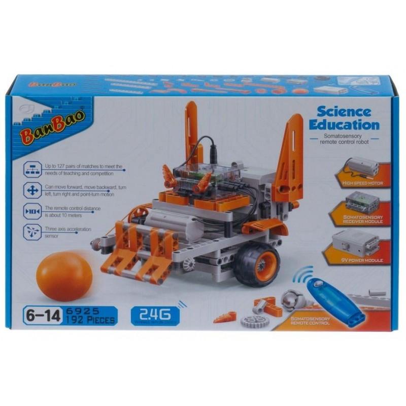 Электронный конструктор BanBao Somatosensory Robot (1CSC20003516)