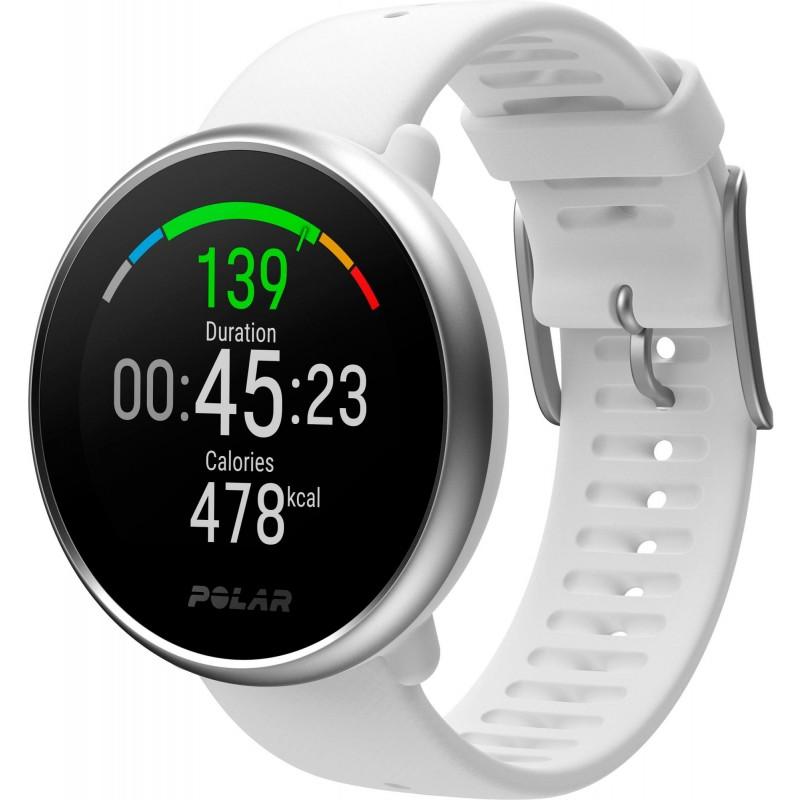 Спортивные часы Polar Ignite S 90072456 (White/Silver)