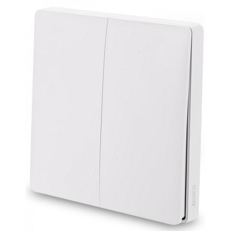 Умный выключатель Xiaomi Aqara WXKG02LM (White)
