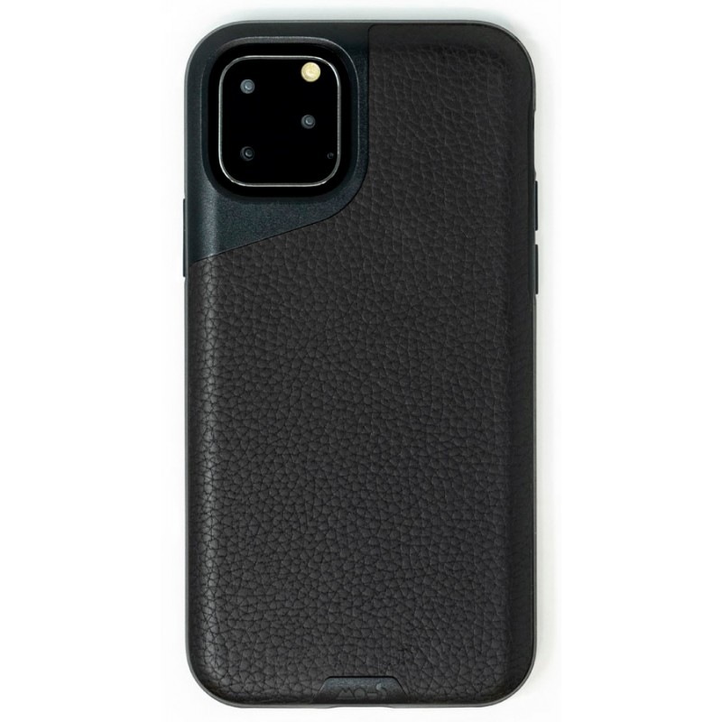 Чехол Mous Contour (R0317-AD02-01) для iPhone 11 Pro (Black Leather)
