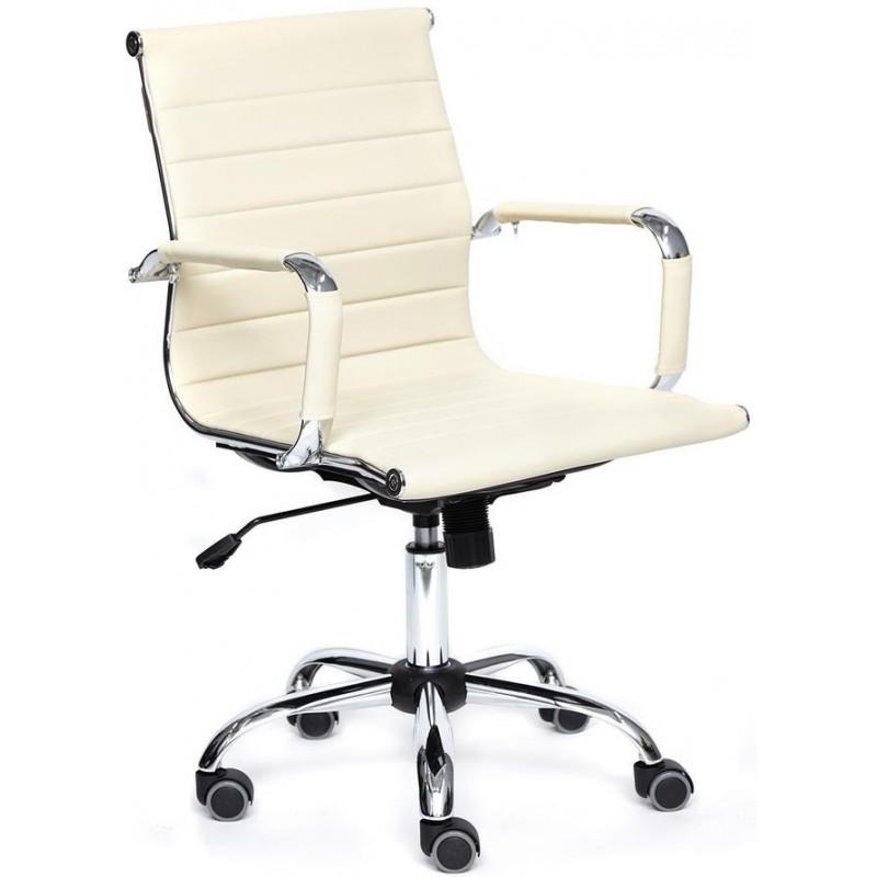Кресло руководителя Tetchair Urban-Low 12885 (Biege)
