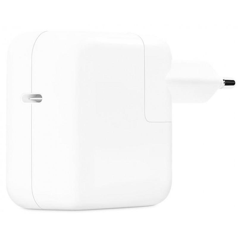 Блок питания для ноутбука Apple MRW22ZM/A (White)