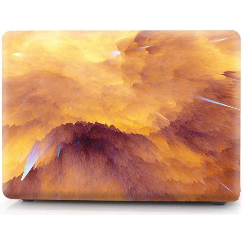 Чехол i-Blason Cover для MacBook Pro 15 A1707 (Ombre Sunset Yellow)
