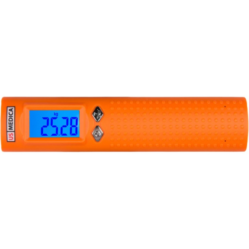 Багажные весы US Medica Digital Luggage Scale (Orange)