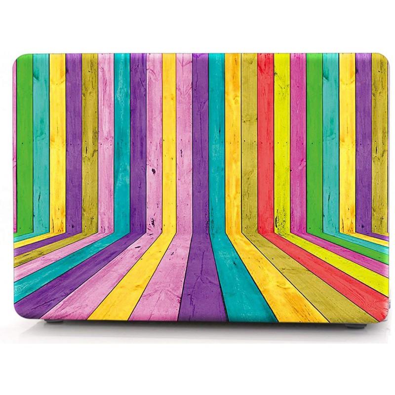 Накладка i-Blason Cover для MacBook Pro 15 A1707 (3D Color Wood)