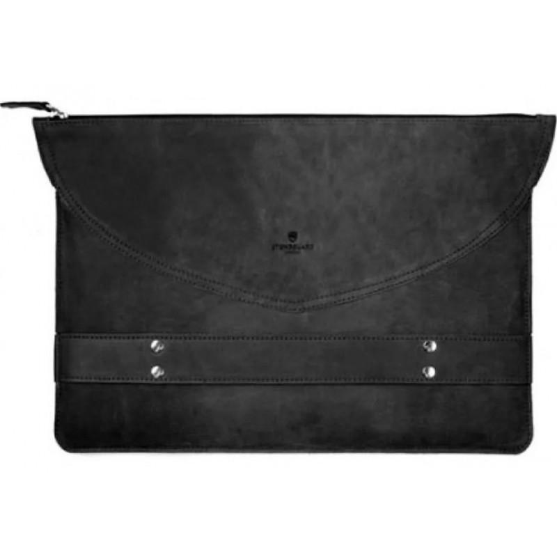 Кожаный чехол-папка Stoneguard 521 (SG5210104) для MacBook Pro 13 (Black)