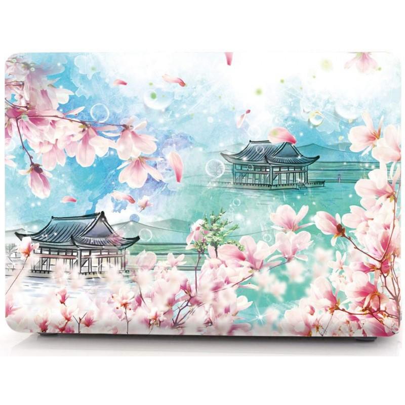 Чехол i-Blason Cover для MacBook Pro 15 A1707 (Cherry Blossoms Y11)