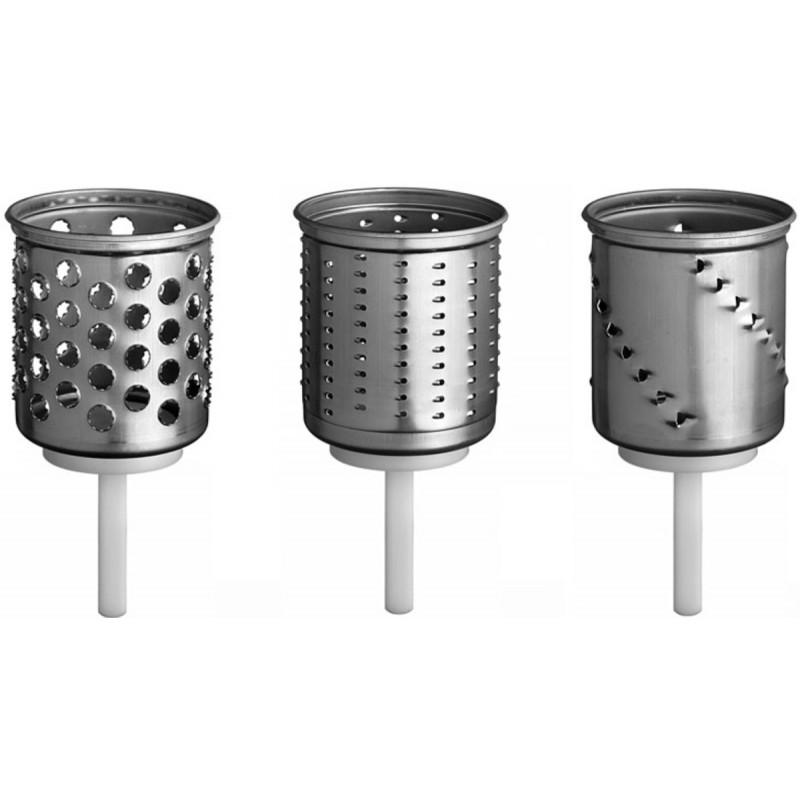 Ножи-барабаны KitchenAid (EMVSC) для овощерезки (Aluminum)