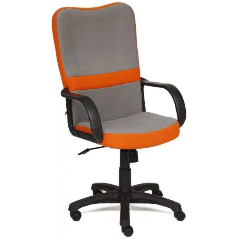 Офисное кресло Tetchair CH 757 (Grey/Orange)