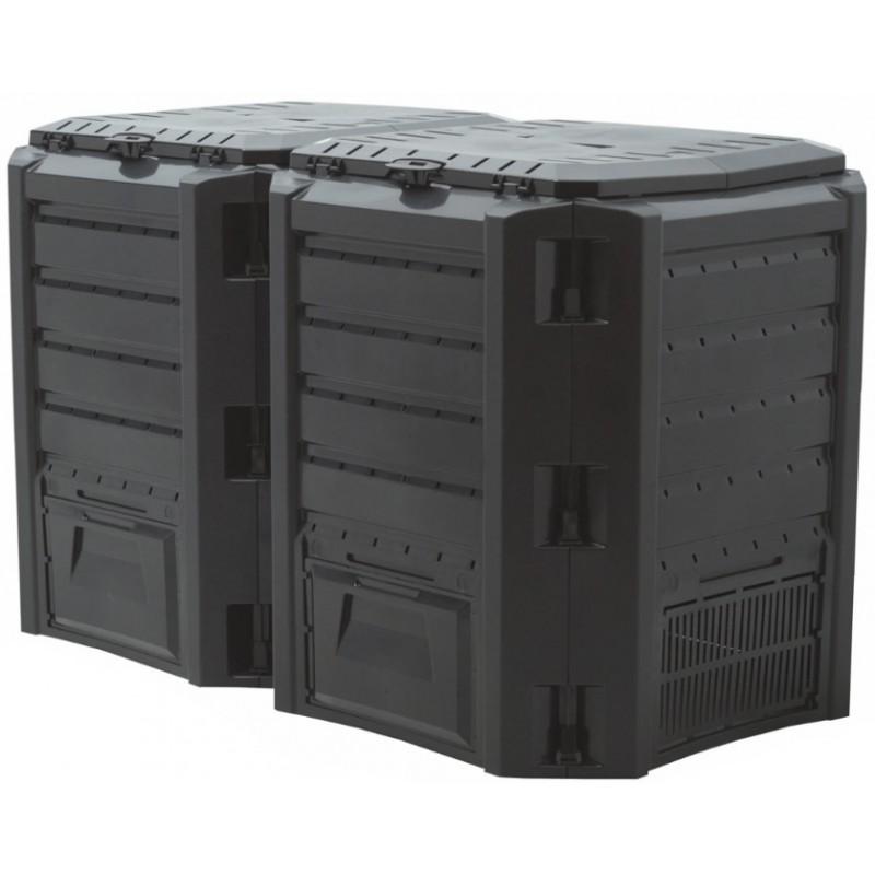 Компостер Prosperplast Module 800L (Black)