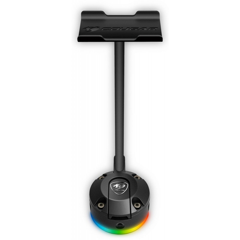 Подставка Cougar Bunker S RGB (CUBUNSRGB) для наушников (Black)