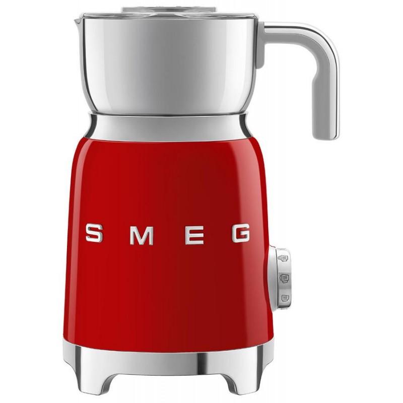 Вспениватель молока Smeg MFF01RDEU (Red)