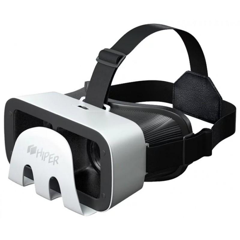 Очки виртуальной реальности Hiper VRR (Black)
