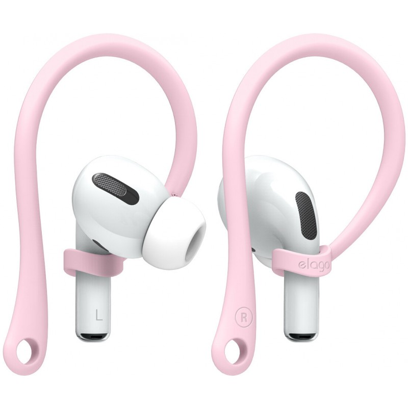 Держатели Elago Ear Hooks (EAPP-HOOKS-LPK) для AirPods Pro (Lovely Pink)