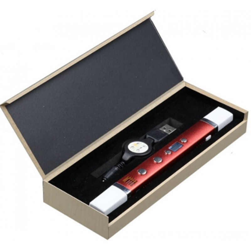 3D-ручка MyRiwell-3 RP100C-R (Red metallic)
