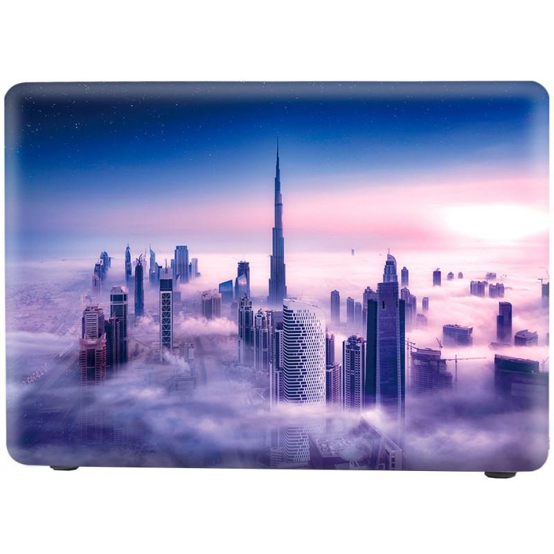 Чехол накладка i-Blason Cover A1707 для Macbook Pro 15 (Burj Khalifa)