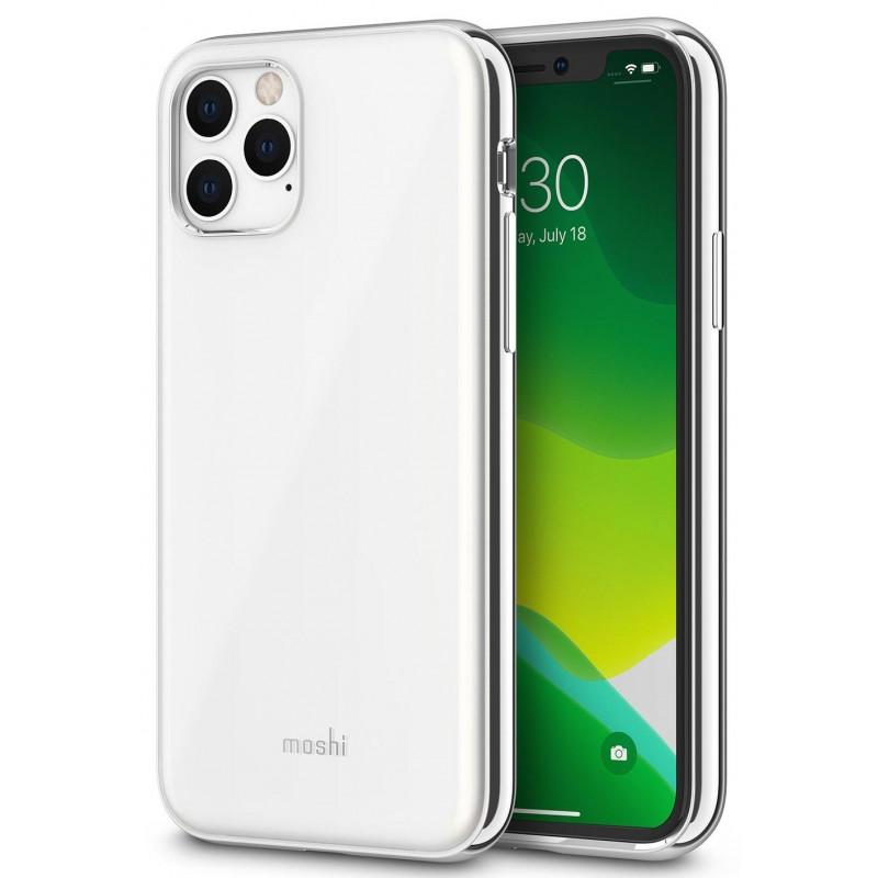 Чехол Moshi iGlaze (99MO113103) для iPhone 11 Pro (White)