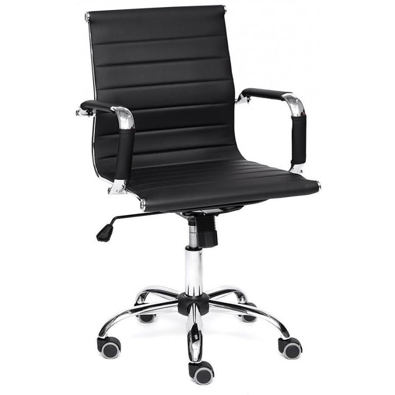 Кресло руководителя Tetchair Urban-Low 12729 (Black)