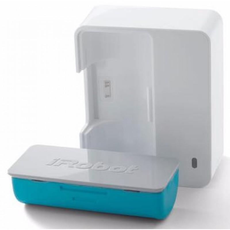 Зарядное устройство и аккумуляторная батарея iRobot Battery and Charger (4497547) для Braava Jet (White)