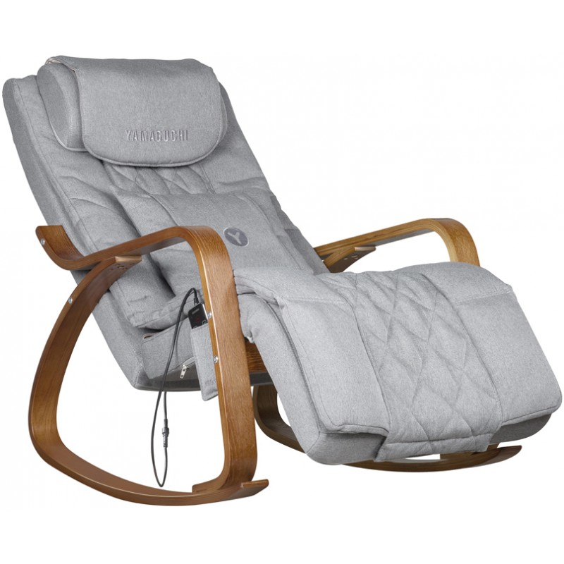 Массажное кресло-качалка Yamaguchi Liberty (Grey)
