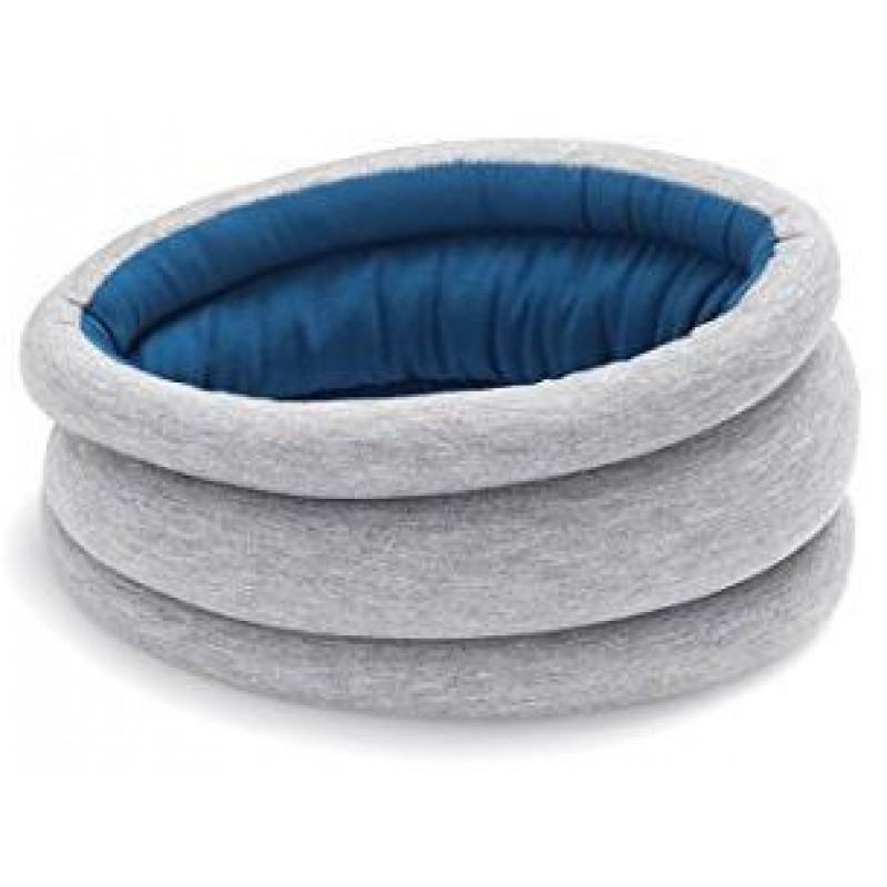 Подушка-маска Ostrichpillow Light Travel (Sleepy Blue)