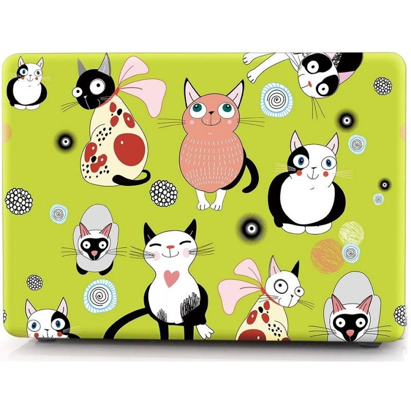 Накладка i-Blason Cover для MacBook Pro 15 A1707 (Cat)