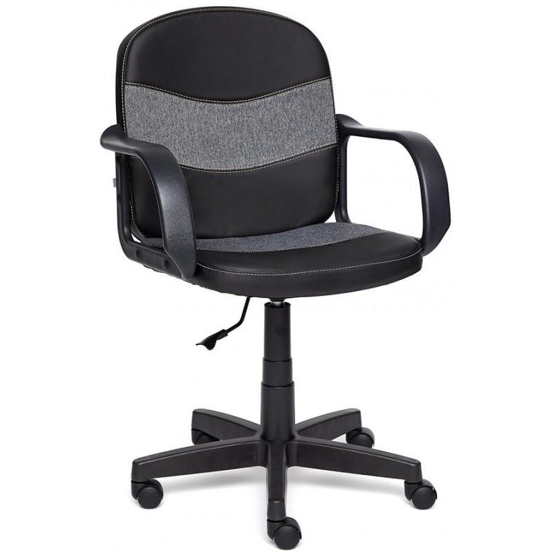 Офисное кресло Tetchair Baggi 9558 (Black/Grey)