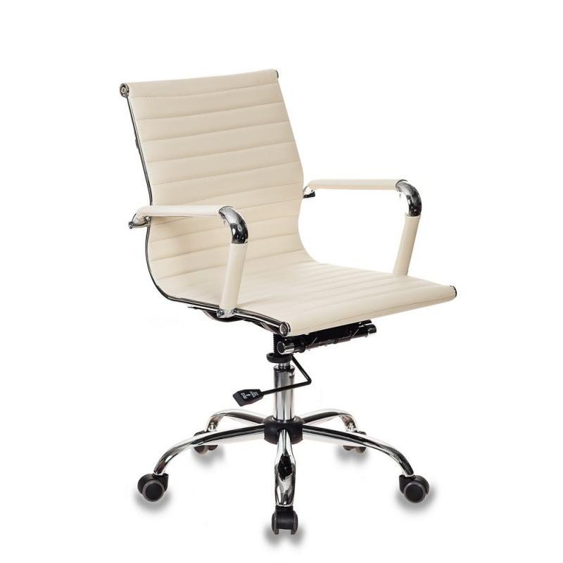 Офисное кресло Бюрократ CH-883-LOW (Ivory)