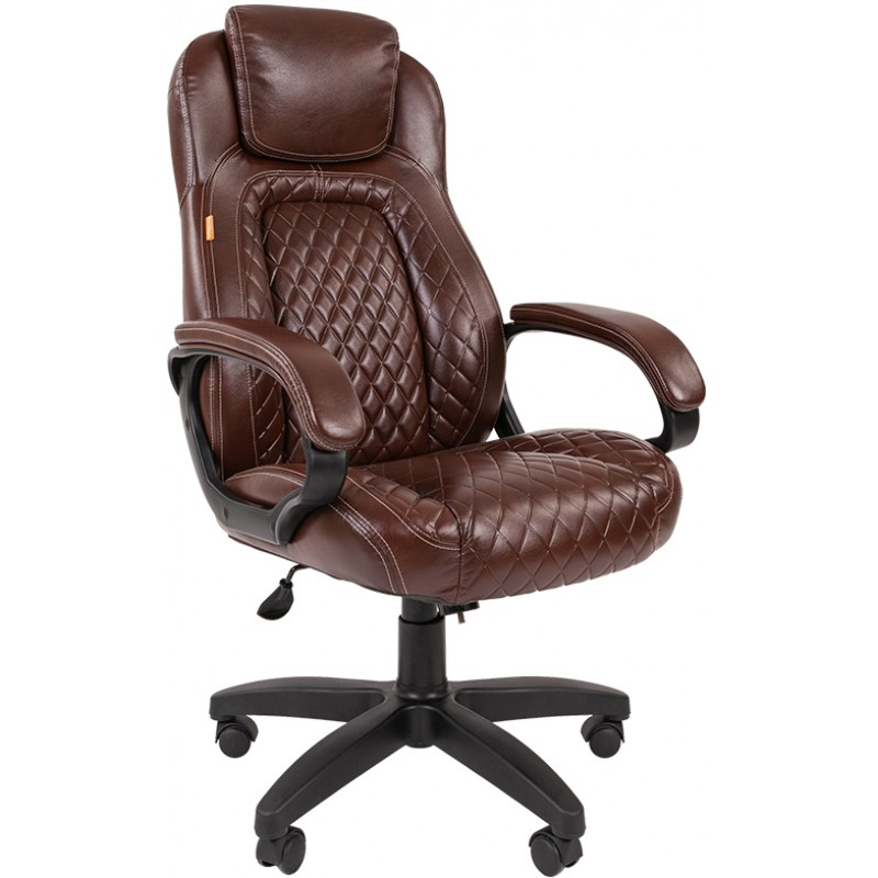Офисное кресло Chairman 432 PU 00-07028643 (Brown)