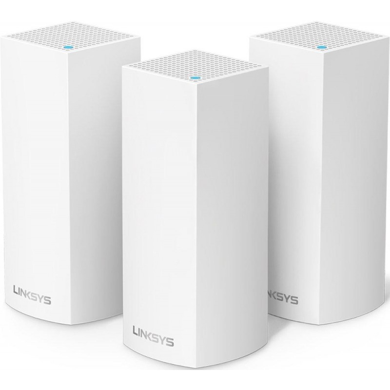 Комплект роутеров Linksys Velop 3 Pack (White)