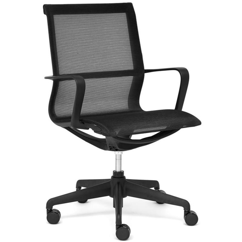 Офисное кресло Tetchair Oliver 13370 (Black)