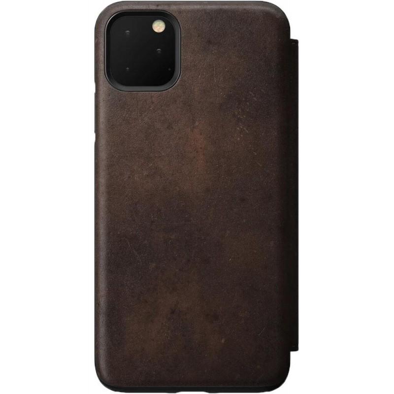 Чехол Nomad Rugged Folio (NM21YR0000) для iPhone 11 Pro Max (Rustic Brown)