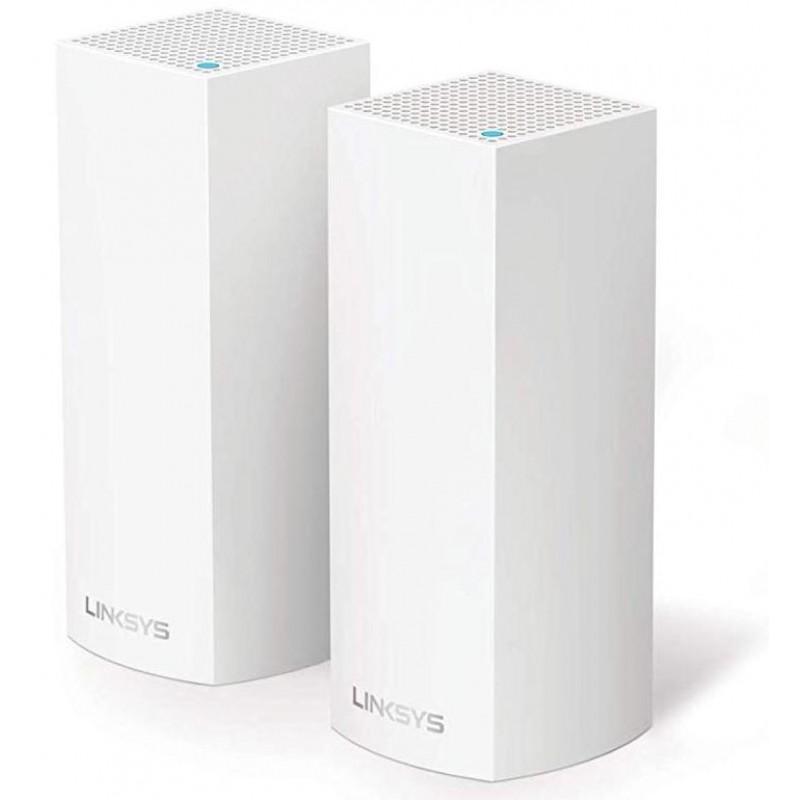 Комплект роутеров Linksys Velop 2 Pack (White)