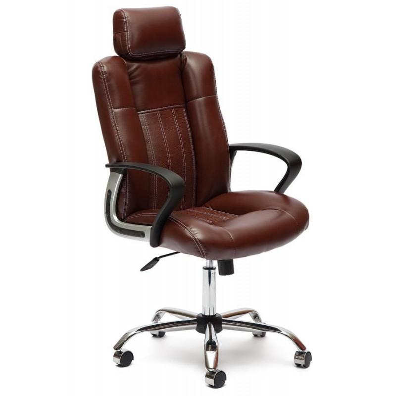 Офисное кресло Tetchair OXFORD (Dark Brown)