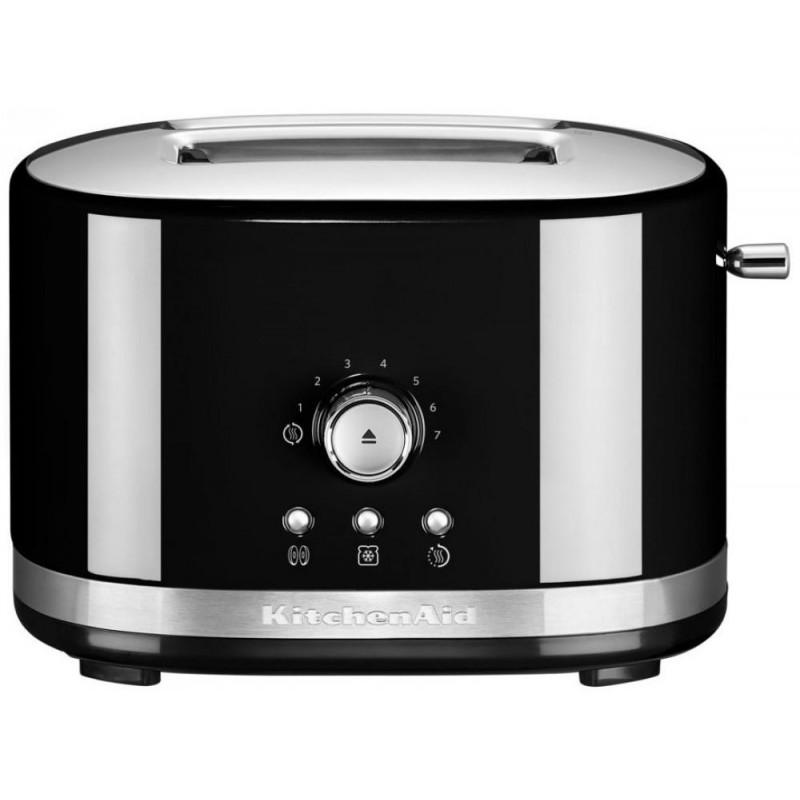 Тостер KitchenAid 5KMT2116EOB на 2 хлебца (Black)