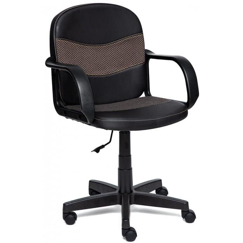 Офисное кресло Tetchair Baggi 9565 (Black/Biege)