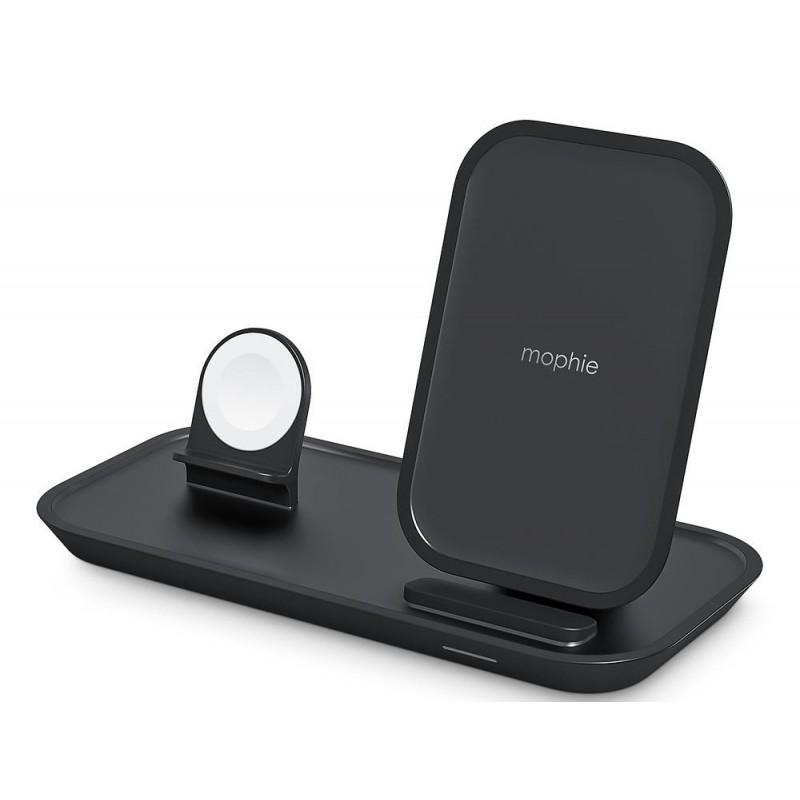 Беспроводное зарядное устройство Mophie 2 in 1 401305727 (Black)